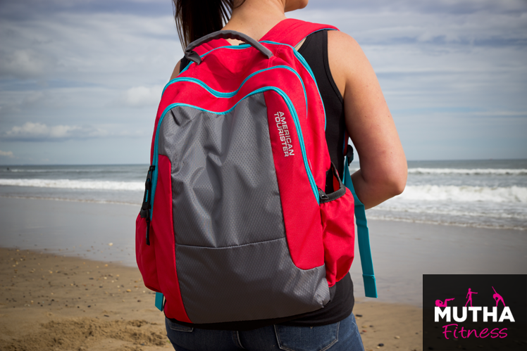 American Tourister Backpack Review