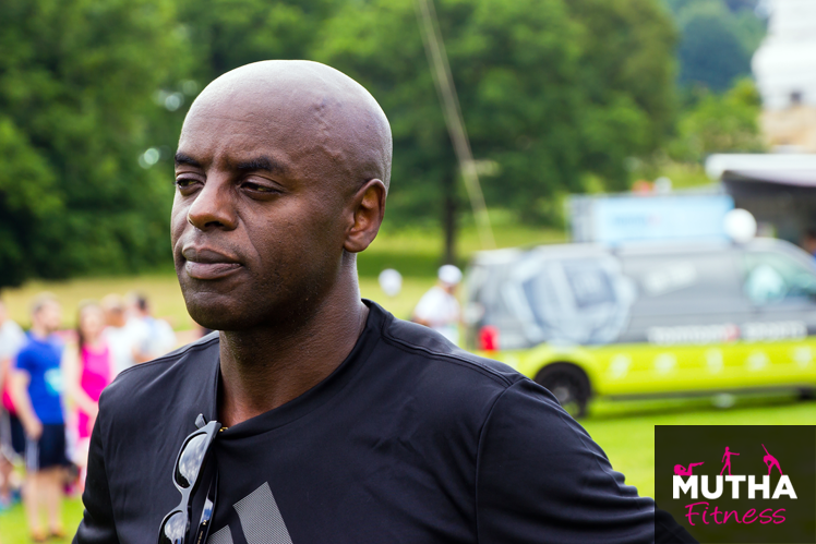 Vitality Move Chatsworth - Trevor Nelson