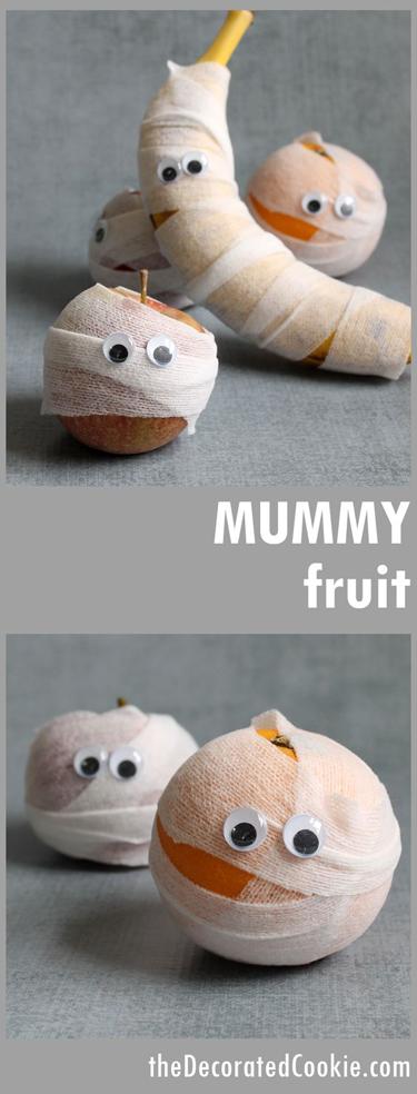 Mummy Fruit