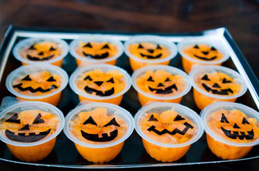 Non-Candy Halloween Treats and Party Favours